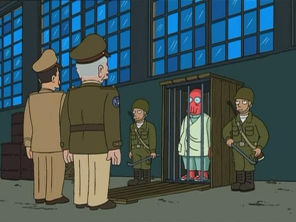 Futurama - 3x19 - Bien está, lo que está Roswell[17-16-29]